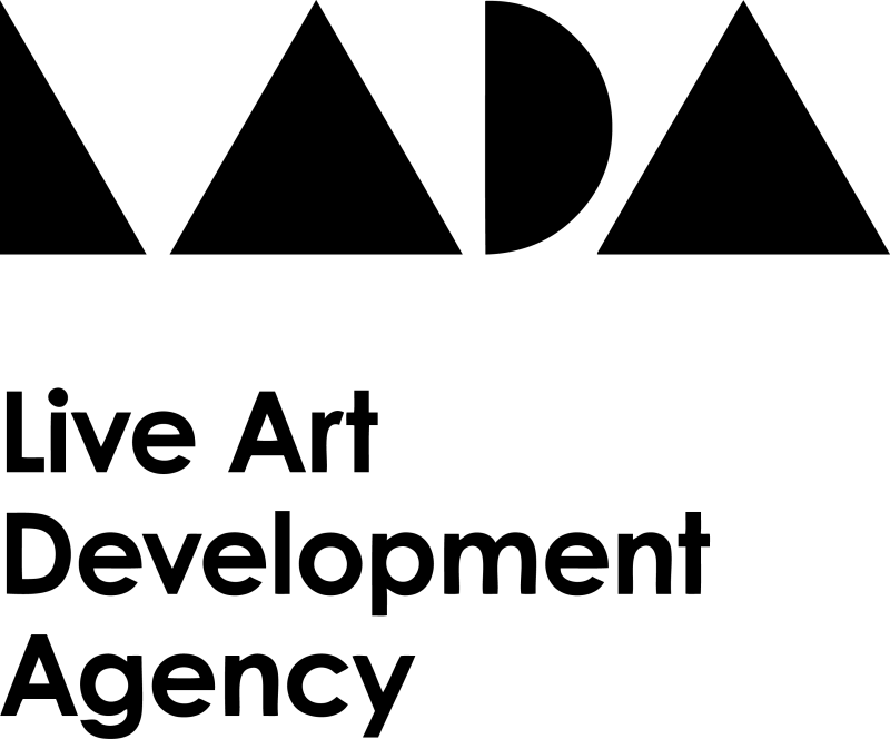 Live Art Development Agency Logo