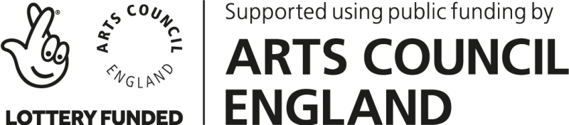 Arts Council Project Grants. Lottery Logo