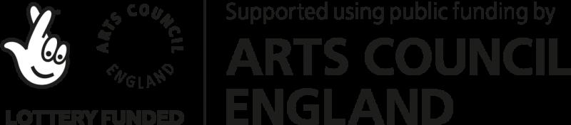 Arts Council Project Grants. Lottery Logo