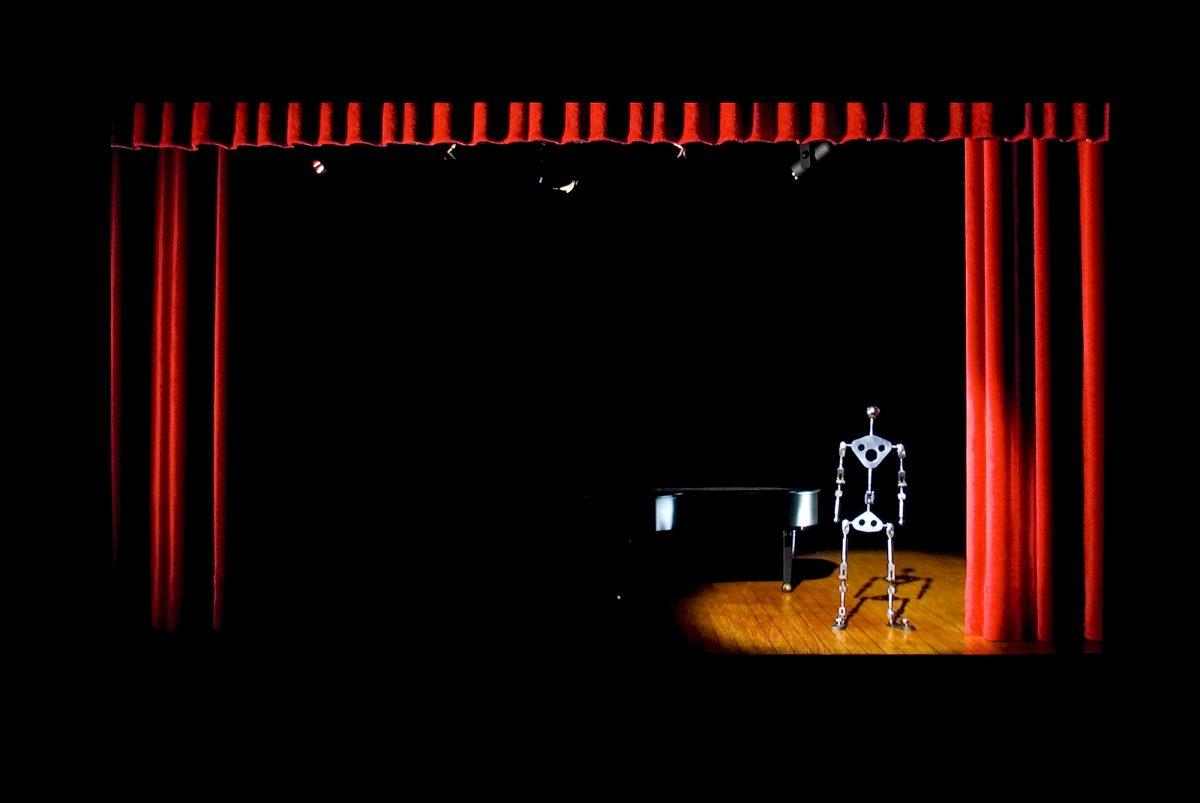 Ryan Gander, As It Presents Itself: Somewhere Vague, 2008. Photo Simon Steven