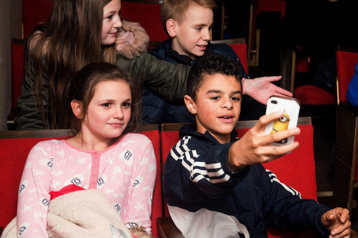 Mikhail Karikis, Mobile Cinema , 2015. Photo: Felicity Cranshaw